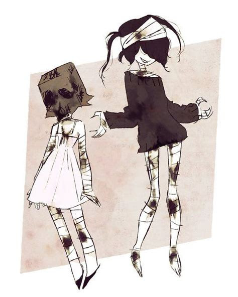 guro girls art pinteres