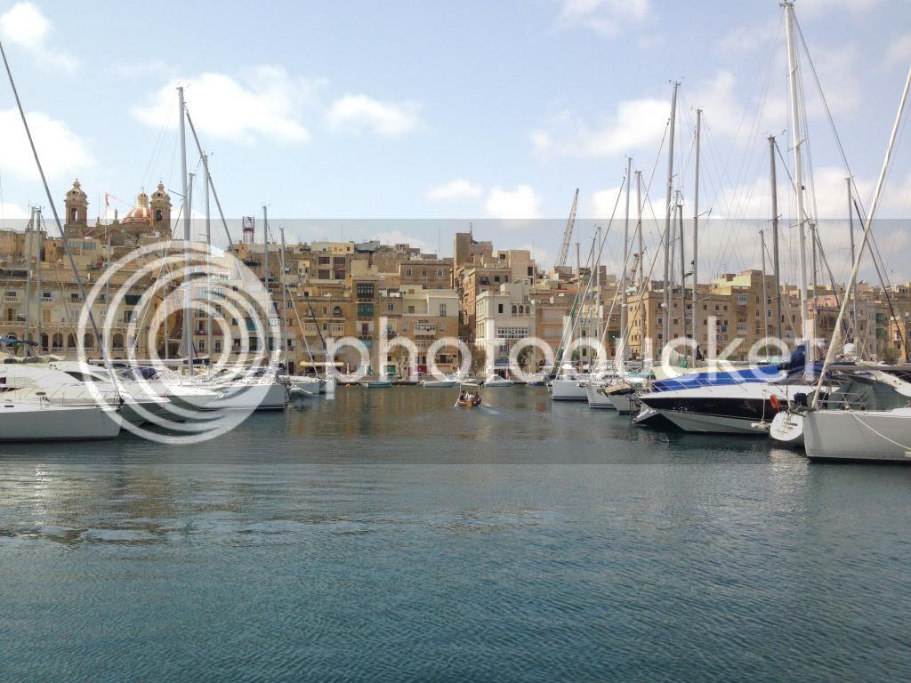 Birgu Vittoriosa Marina Malta Travel Blogger