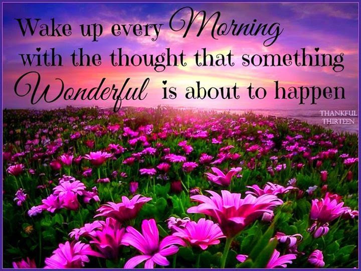 Wake Up Every Morning With Positive Thoughts Pictures Photos And