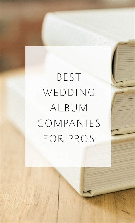 Best wedding album companies for photographers   Phoenix
