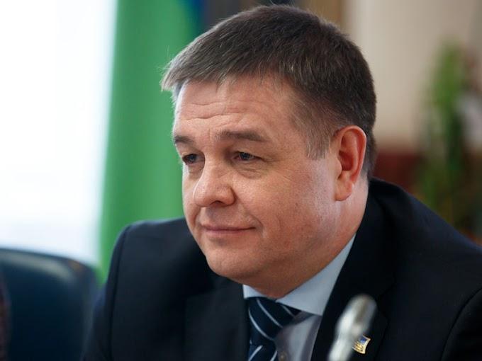 Андрей Осадчук отчитался о работе за 2020 год перед избирателями