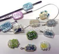 Soap Bar Beads
