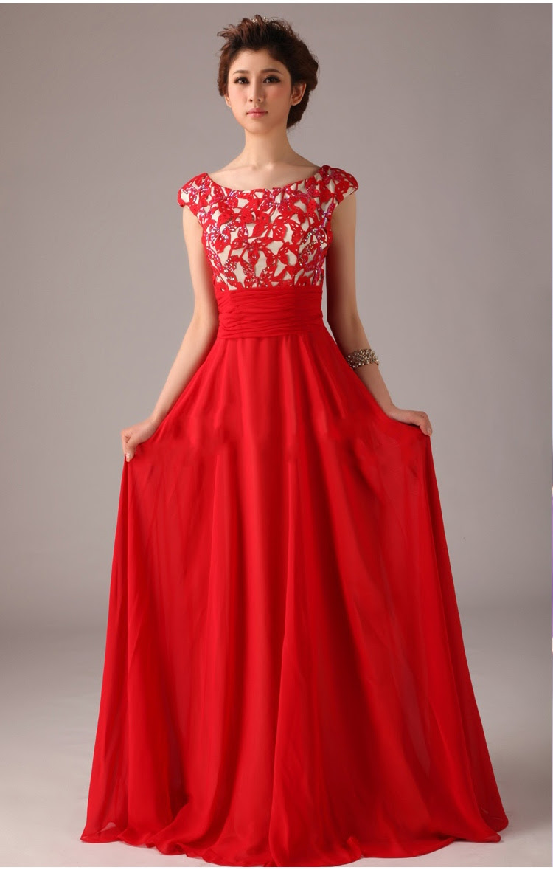 Red evening dresses dublin