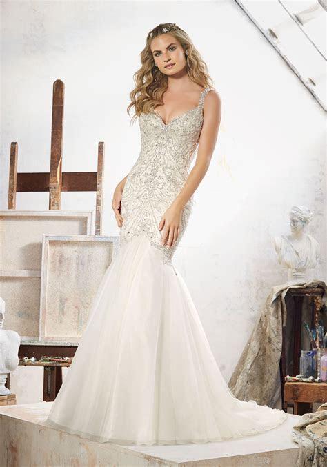 Maeve Wedding Dress   Style 8107   Morilee