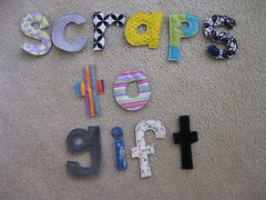 Scraps to Gift