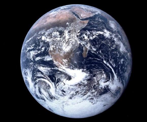 Full Earth from Apollo 17