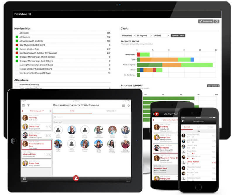 Fitness Business & Gym Management Software | Zen Planner
