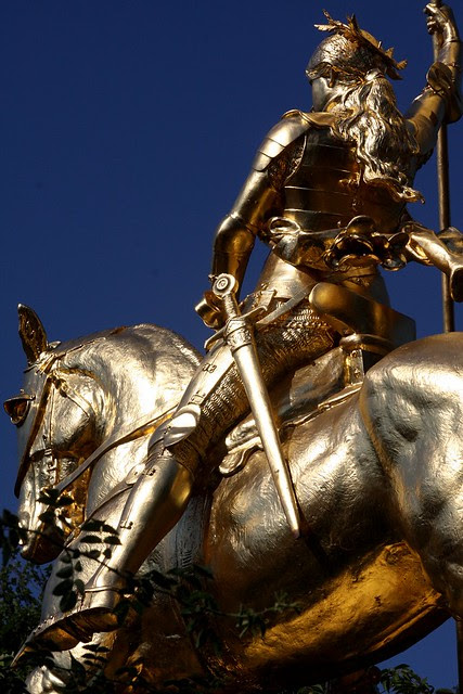 Joan of Arc statue, Portland OR