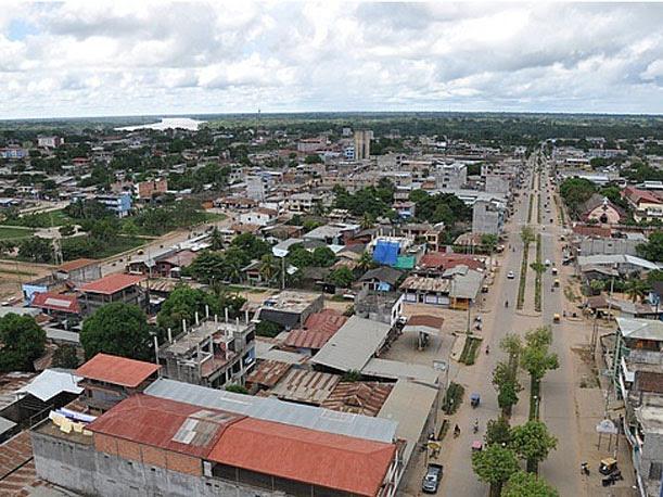 Puerto Maldonado festejó a lo grande sus 110 años de fundación política