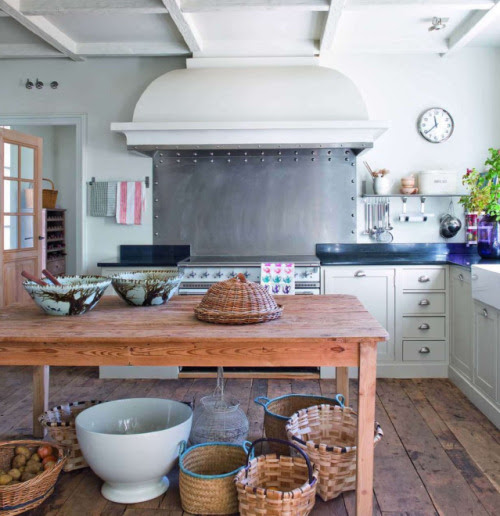 myidealhome:   rustic kitchen
