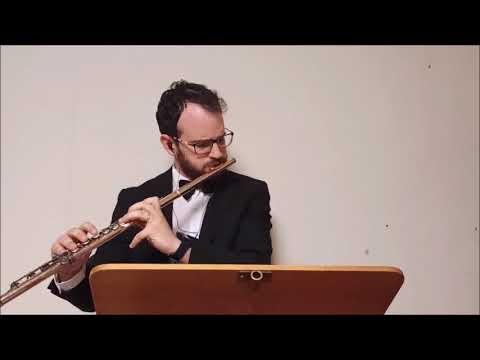 Flute Pastoral featuring David Bonomo