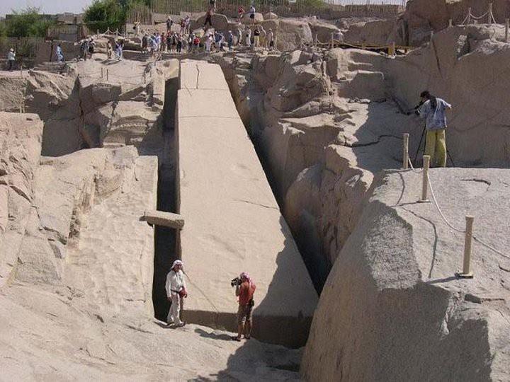 Загадочные технологии Древнего Египта египет, загадка, история, пирамиды, строительство, факты