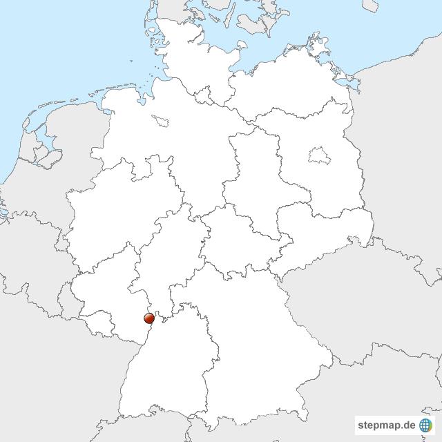 Mannheim Bundesland Karte.25 Frisch Mannheim Deutschland Karte