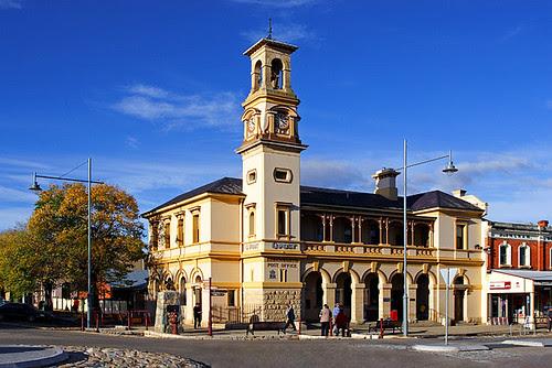 Beechworth, Victoria, Australia, Post Office IMG_9910_Beechworth_Post_Office