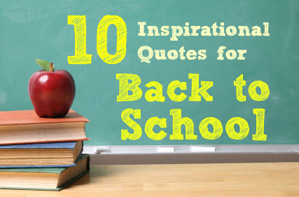 Quotes About School Motivation 31 Quotes