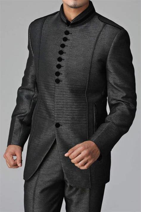 Mens SuitIndoWestern Designer Groom Wedding Blazer Trouser