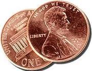 Centesimi di dollaro Usa