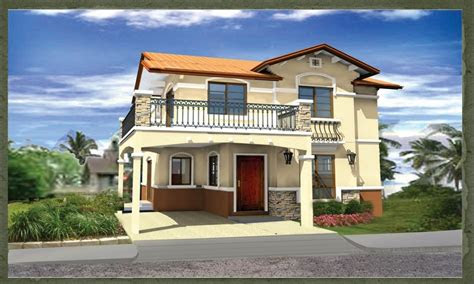 modern bungalow house designs philippines style house