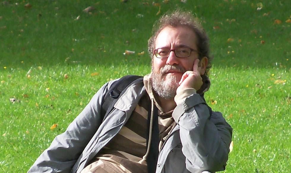 El exdiputado y escritor Chesús Yuste.