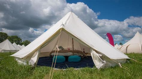 This is what a £13,000 luxury yurt at Glastonbury Festival