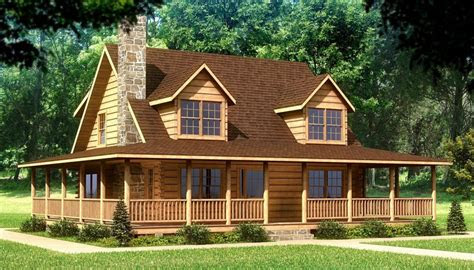 unique small log cabin floor plans  prices  home