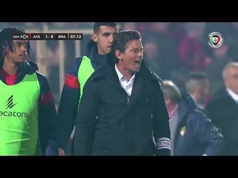 Ridículo y derrota del Sporting de Braga en su visita al colista Desportivo das Aves