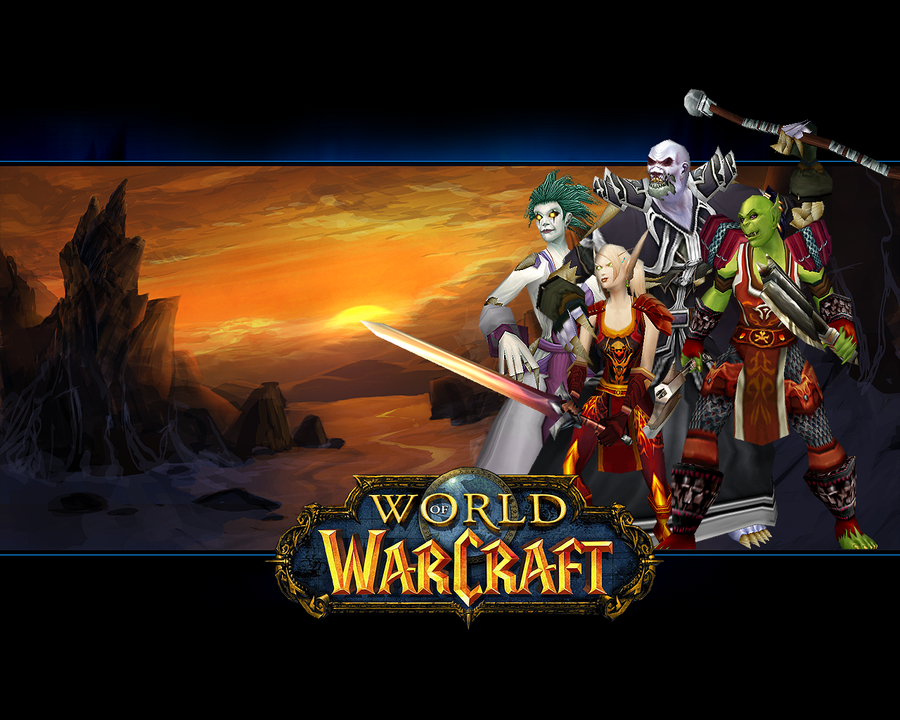 Ronweatilpost World Of Warcraft Wallpaper Horde