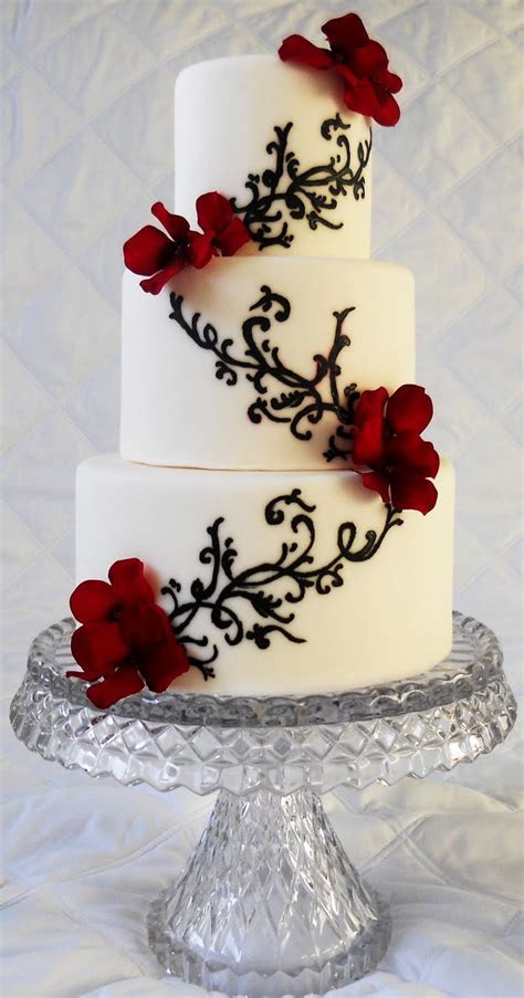 Memorable Wedding: Find the Best Red Black and White