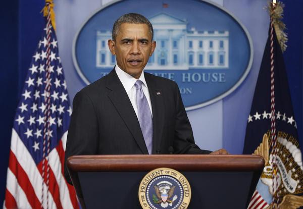 Obama on Ukraine