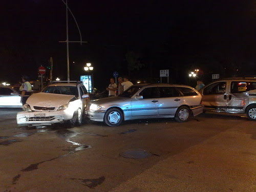 Crash a Tirana by durishti