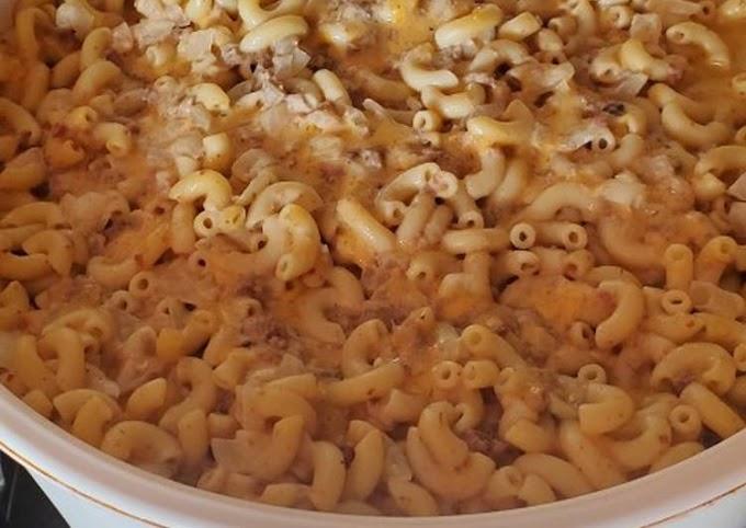 Easiest Way to Prepare Homemade Corned Beef Casserole