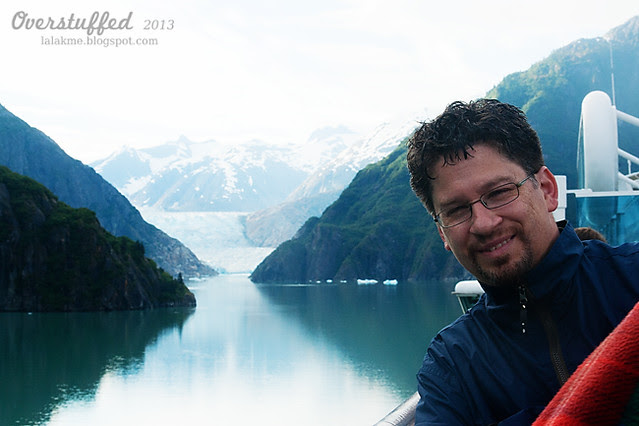 Joel at Tracy Arm Fjord