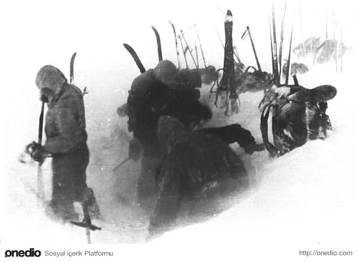 20-) Dyatlov'un Kamerasından, 2 Şubat 1959