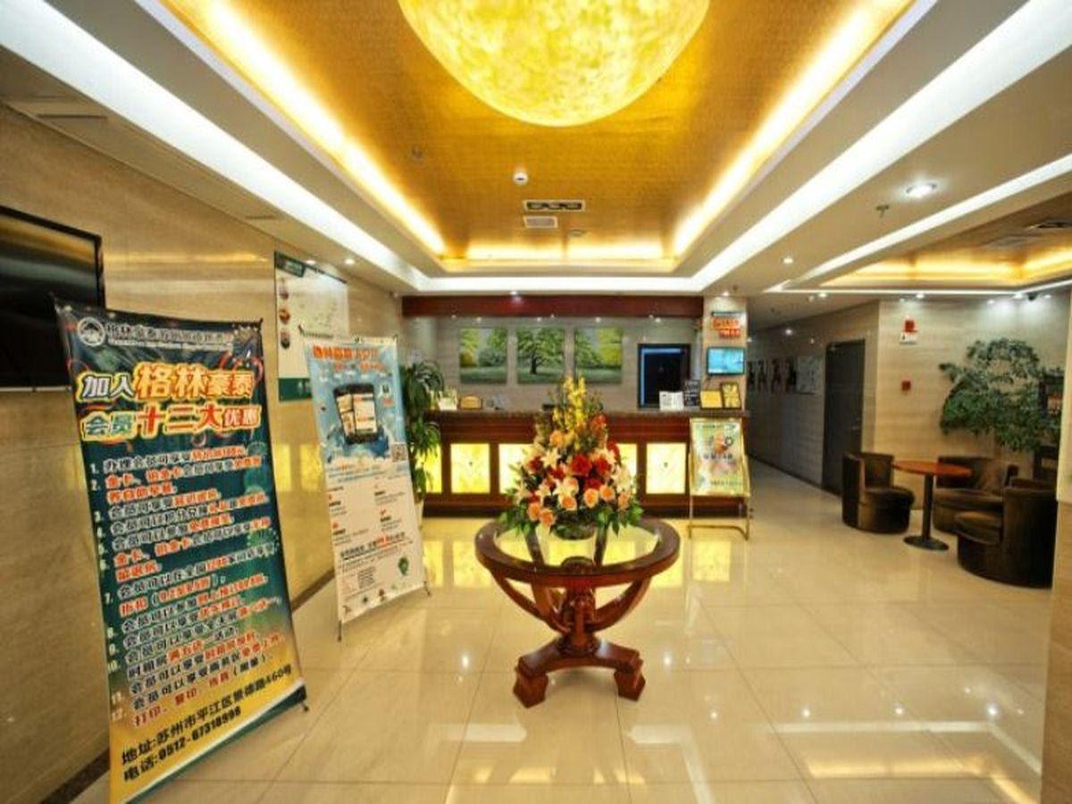 Price GreenTree Inn Suzhou Jingde Road Hotel