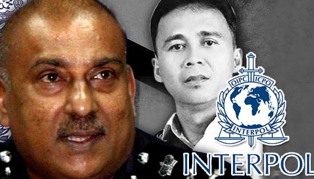 Sarawak-CID-chief-SAC-Dev-Kumar