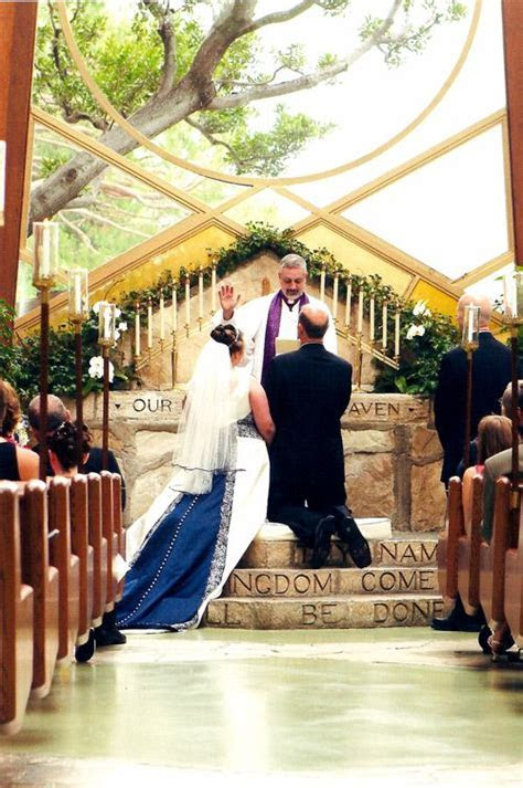 Outdoor Wedding Ceremony, Small Chapel Weddings Los