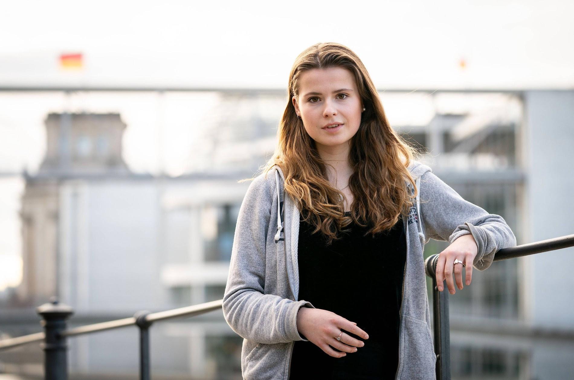 "Luisa Neubauer: ""Frau Merkel hat mich depolitisiert"""