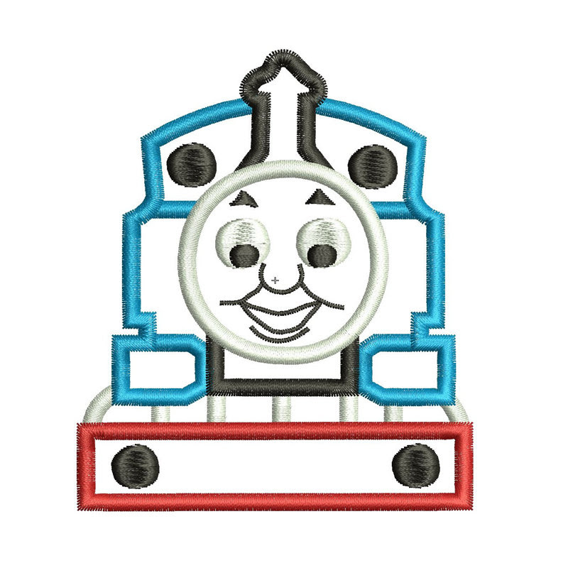 Thomas The Train Clip Art Clipartsco