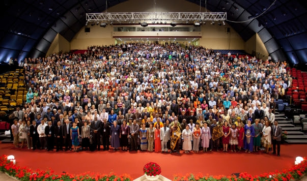 11th International Baha'i Convention