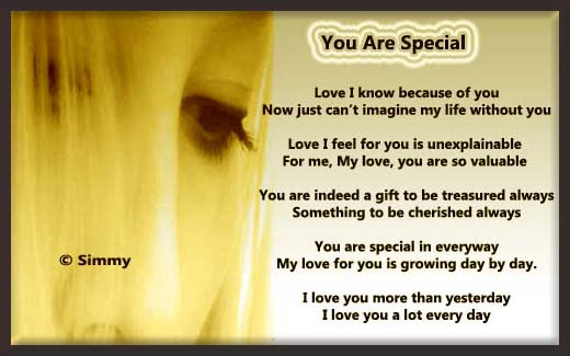 You Are Special In Every Way Free You Are Special Ecards 123