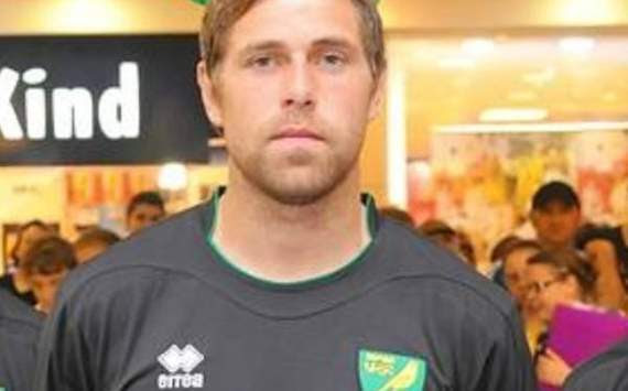 Norwich City: Away Jersey 2012-2013
