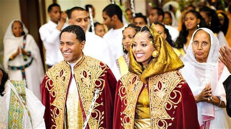 The Secret of Ethiopian New Traditional Dress For Wedding