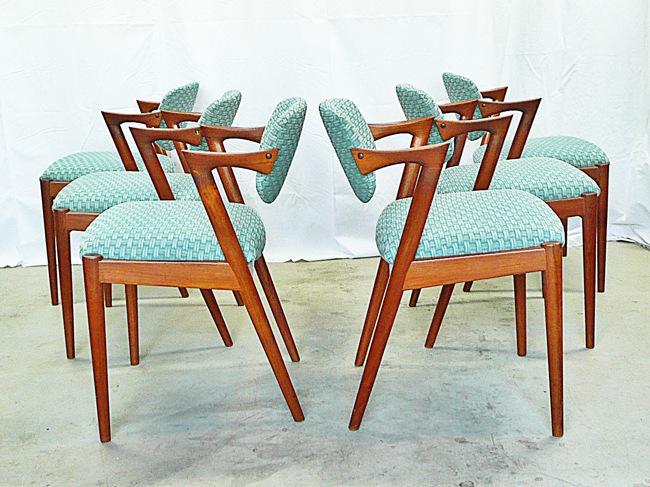WKF & Co. - Mid-Century Chairs | Who Knows Fashion