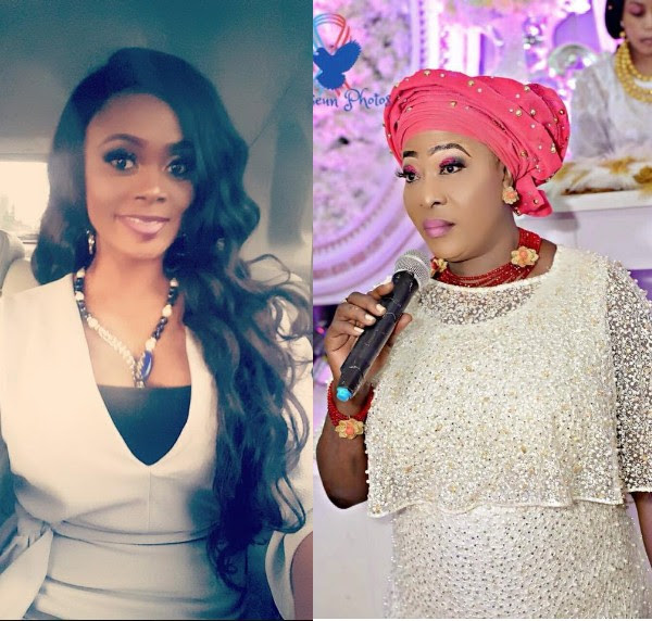 Image result for Fans of two UK based Nigerian Facebook Personalities fight dirty in London