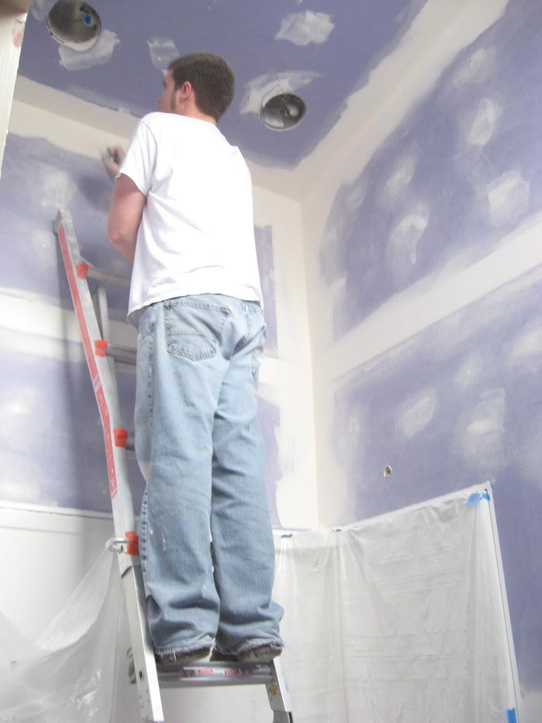 Drywall Sanding - Feb 2010