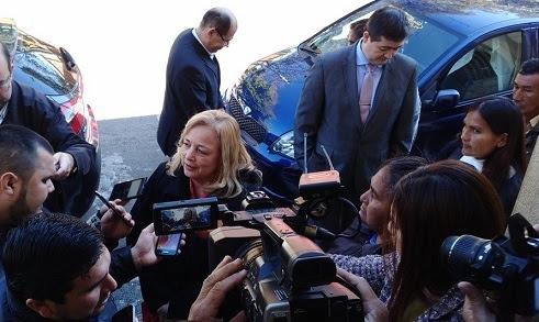 Resultado de imagen para Presidenta del Indi fue abucheada por no saber guaraní