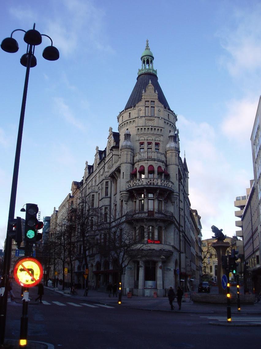 Arnoldhuset's Spy Bar, один из самых дорогих и знаменитых ночных заведений Швеции