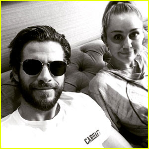 Liam Hemsworth Calls Miley Cyrus His 'Little Angel' in Sweet New Photo!
