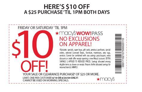 macys coupon printable  yourmomhatesthis