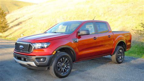 ranger returns  ford ranger xlt supercrew  review